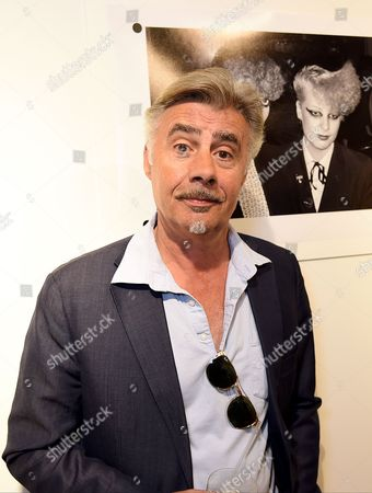 Stock Photo of Glen Matlock
