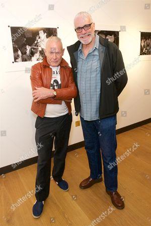 Jesse Hector and Derek Ridgers