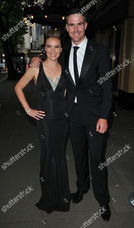 Editorial picture of Kevin Pietersen's KP24 Foundation Gala Dinner, London, UK - 09 Jun 2016