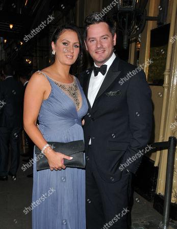 Stock Photo of Kelly Ann Leatham & Tony Lundon