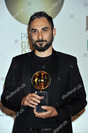 Editorial photo of 'Golden Globes' photocall, Rome, Italy - 09 Jun 2016