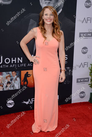Editorial picture of AFI Life Achievement Award: A Tribute to John Williams, Los Angeles, USA - 09 Jun 2016