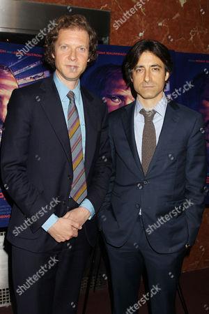 Jake Paltrow and Noah Baumbach