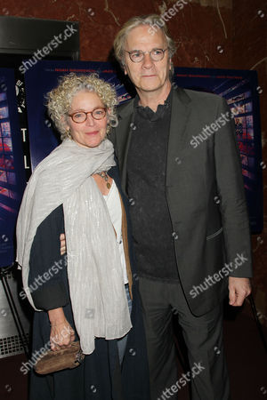 Amy Irving with Kenneth Bowser