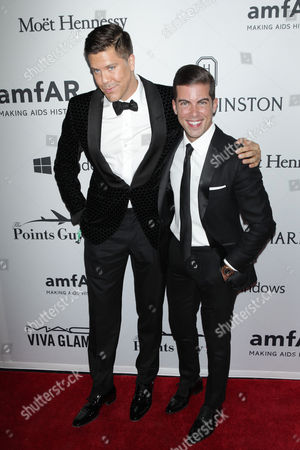 Stock Picture of Fredrik Eklund and Luis D. Ortiz
