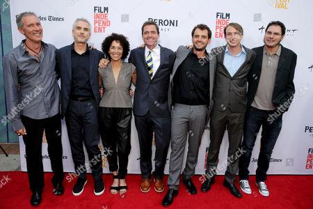 Alex Garcia, Alfonso Cuaron, Stephanie Allain, Josh Welsh, Jonas Cuaron, Nicolas Celis, Carlos Cuaron