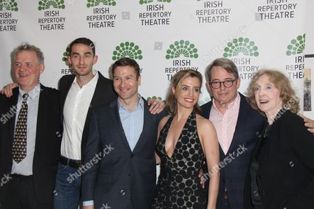 Editorial picture of 'Shining City' play opening night party, New York, USA - 09 Jun 2016