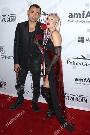 Nicola Formichetti, Designer and Brooke Candy