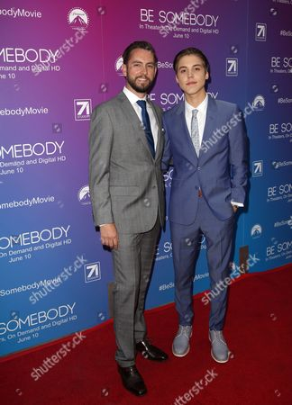Editorial picture of 'Be Somebody' special film screening, Los Angeles, USA - 09 June 2016