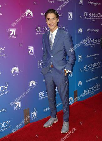 Stock Picture of Matthew Espinosa