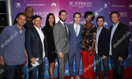 Editorial image of 'Be Somebody' special film screening, Los Angeles, USA - 09 June 2016
