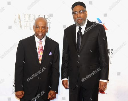 Leon Huff, Lionel Richie and Kenny Gamble
