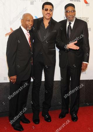 Leon Huff, Lionel Richie, Kenny Gamble