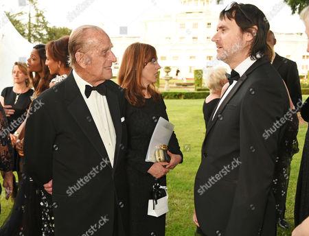 Editorial photo of Duke of Edinburgh Award 60th Anniversary Diamonds are Forever Gala, Buckinghamshire, UK - 09 Jun 2016