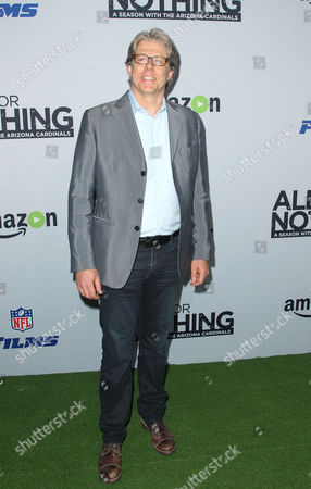 Editorial picture of 'All Or Nothing: A Season with the Arizona Cardinals' TV series premiere, Los Angeles, USA - 09 Jun 2016