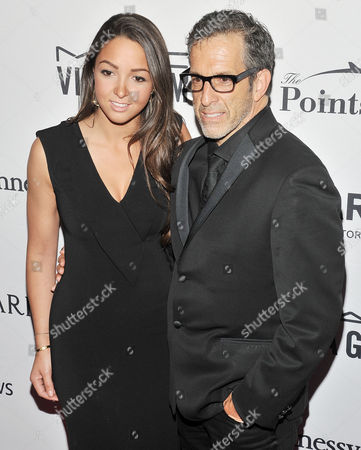 Stock Image of Catie Cole, Kenneth Cole