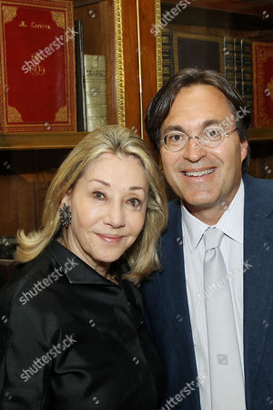 Susan Gutfreund, Donald Rosenfeld