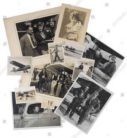 Amelia Earhart prints