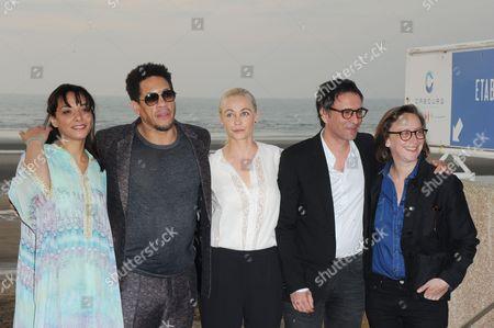 Loubna Abidar, Joeystarr, Emmanuelle Beart, Samuel Benchetrit, Celine Sciamma