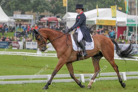 MR BASS ridden by Laura Collett at Bramham International Horse Trials 2016 at Bramham Park, Bramham