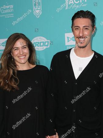 Eric Balfour, Erin Chiamulon