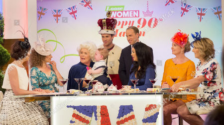 Editorial photo of 'Loose Women' TV show, London, UK - 10 Jun 2016