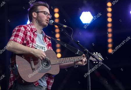 Stock Image of Olly Knights of Turin Brakes