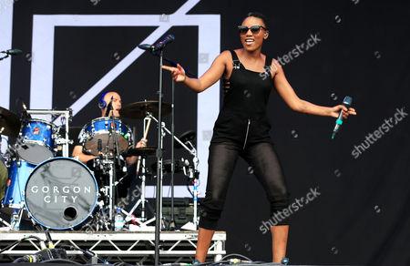 Editorial photo of Parklife Festival, Heaton Park, Manchester, UK - 11 Jun 2016