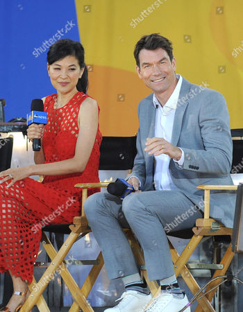Editorial picture of 'Good Morning America' Summer Concert Series, New York, USA - 10 Jun 2016