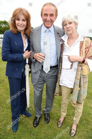 Editorial photo of Cartier Queen's Cup at Guard's Polo Club, Windsor Great Park, UK - 11 Jun 2016