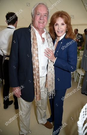 John Rendall and Stefanie Powers