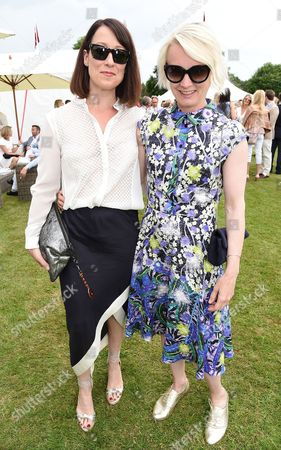 Editorial image of Cartier Queen's Cup at Guard's Polo Club, Windsor Great Park, UK - 11 Jun 2016