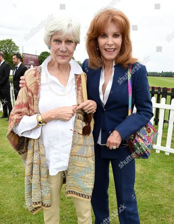 Editorial picture of Cartier Queen's Cup at Guard's Polo Club, Windsor Great Park, UK - 11 Jun 2016