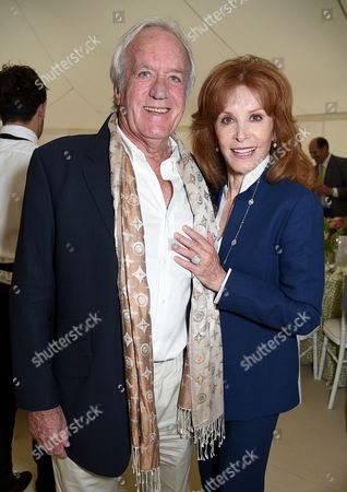 Stock Image of John Rendall and Stefanie Powers