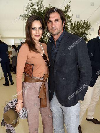 Astrid Munoz and Eduardo Novillo Astrada