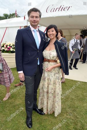 Laurent Feniou and Beatrix Ong