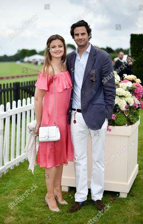Natasha Rufus Isaacs and Rupert Finch