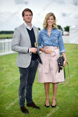 Barrister Nicholas Wilkinson and Olivia Hunt