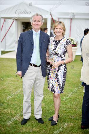 Simon Marquis, Earl of Woolton and Countess Carol Woolton