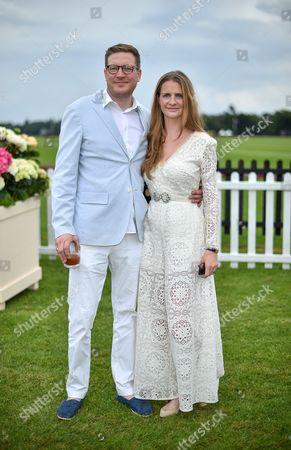 Edward Grant and Chloe Delevingne