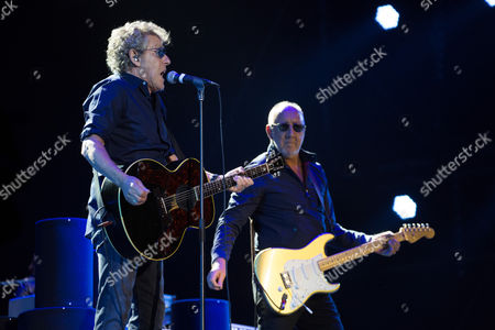 The Who - Roger Daltry, Pete Townshend