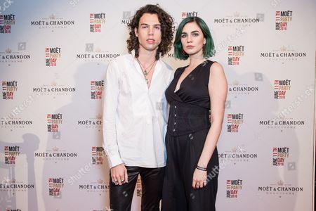 Todd Dorigo and Nikita Andrianova