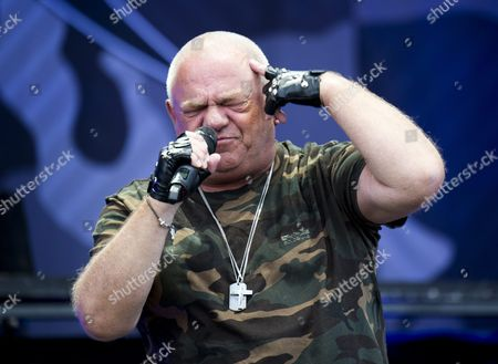 Stock Picture of Udo Dirkschneider