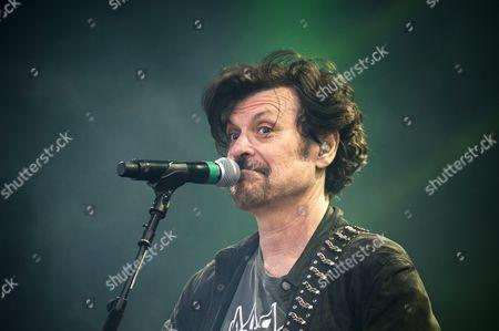 Editorial photo of Sweden Rock Festival, Solvesborg, Sweden - 11 Jun 2016