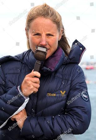Editorial photo of Sailing World Cup at Weymouth and Portland National Sailing Academy, Dorset, UK - 12 Jun 2016