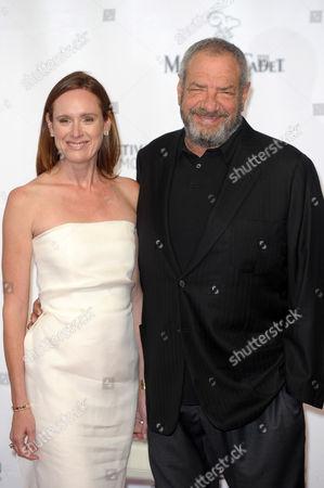 Dick Wolf and Noelle Lippman