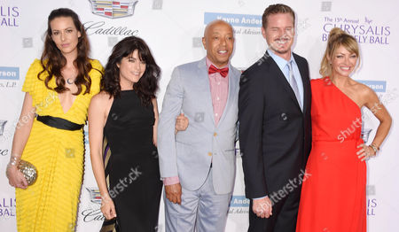 Liz Carey, Selma Blair, Russell Simmons, Eric Dane, Rebecca Gayheart