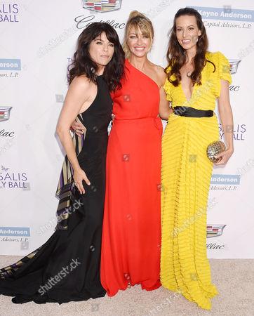 Selma Blair, Rebecca Gayheart, Liz Carey