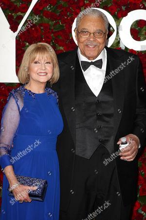 Editorial photo of American Theatre Wing's 70th Annual Tony Awards, Arrivals, Beacon Theatre, New York, USA - 12 Jun 2016