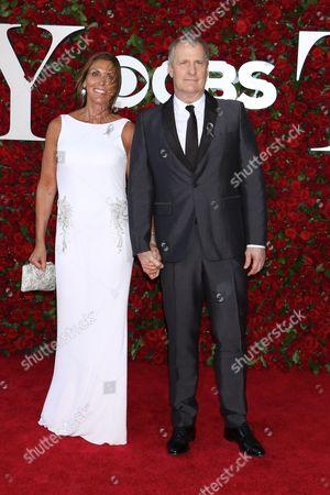 Jeff Daniels and wife Kathleen Rosemary Treado